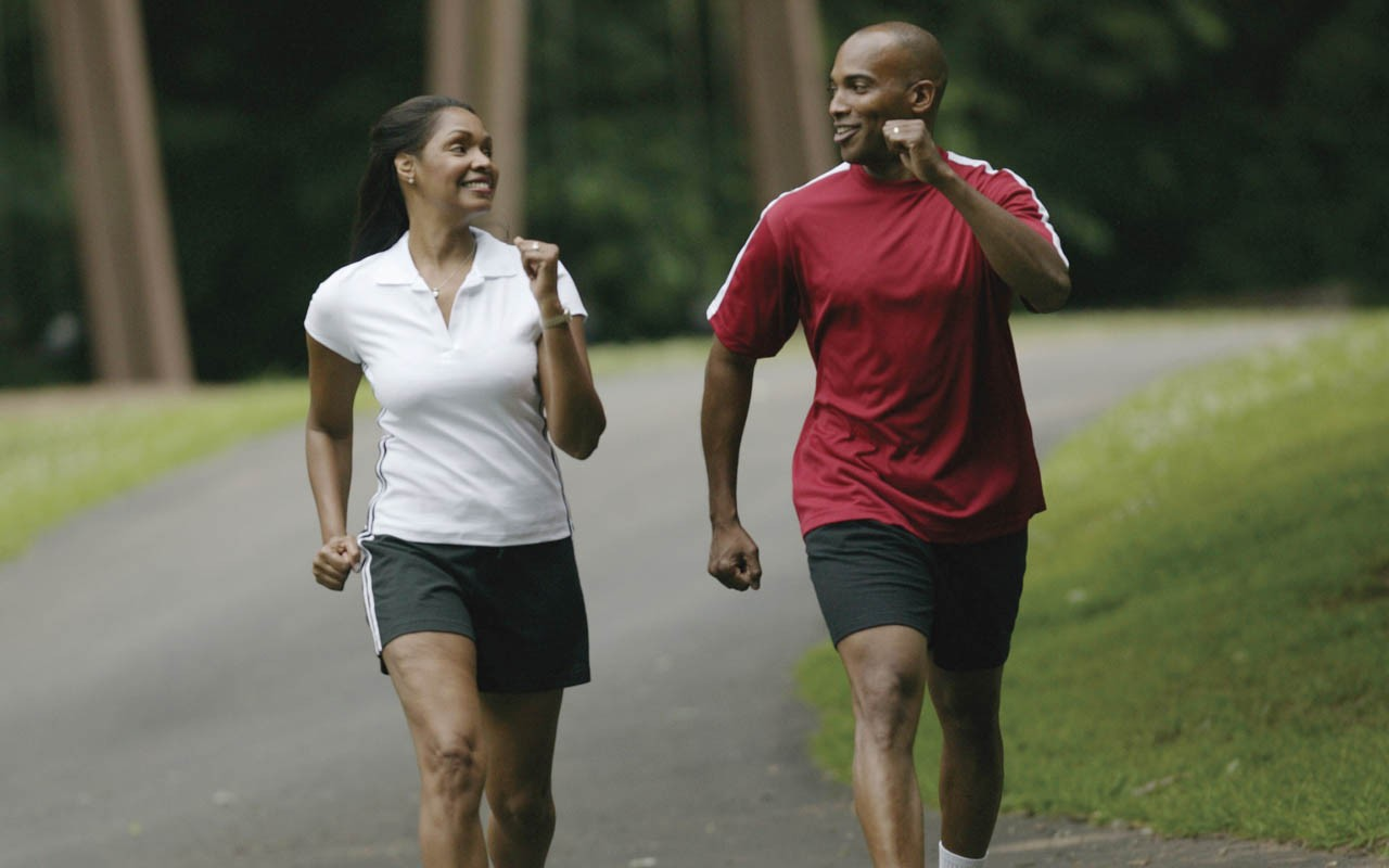 Image result for black couple exercising